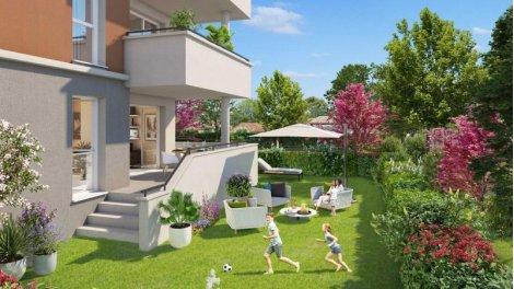 Appartement neuf Les Terrasses de Provence à Avignon
