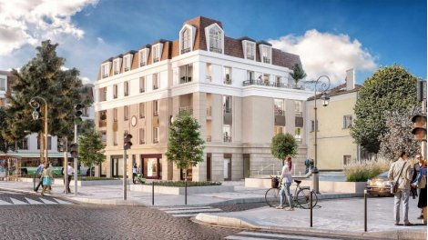 Appartement neuf Solstice à Fontenay-Aux-Roses