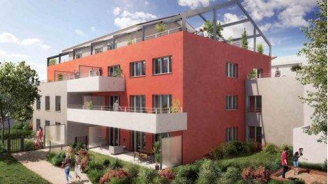 Appartement neuf Eole investissement loi Pinel à Villeurbanne