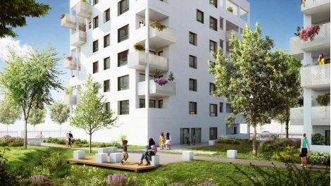Appartement neuf Ambition éco-habitat à Villeurbanne