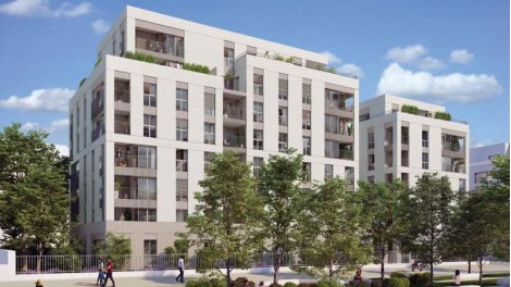 Appartement neuf En Scene - Scenario à Lyon 8ème