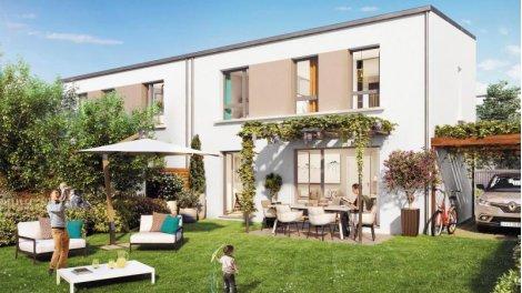 Appartements et maisons neuves Les Trèfles Blancs éco-habitat à Brétigny-sur-Orge