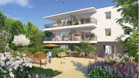 Appartement neuf L'Echappée investissement loi Pinel à Thonon-les-Bains
