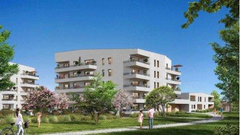 Appartement neuf Reflets de Sèvre investissement loi Pinel à Nantes