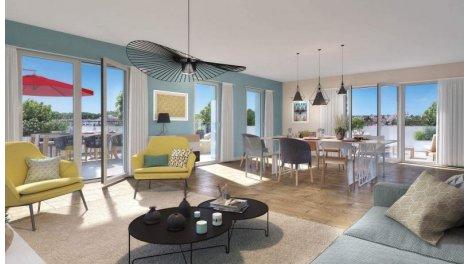 Appartement neuf Impulse à Montpellier
