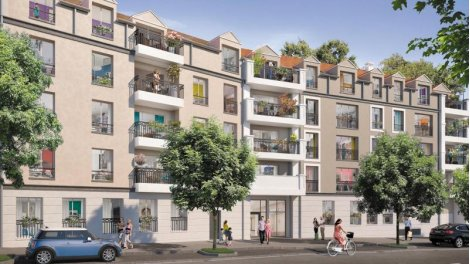 Appartement neuf Le Ceccaldi éco-habitat à Meaux