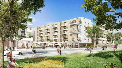 Appartement neuf O'Rizon - Constellation éco-habitat à Gif-sur-Yvette