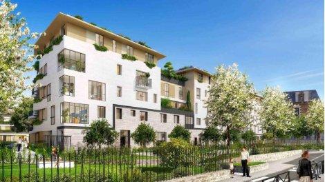 eco habitat neuf à Nantes