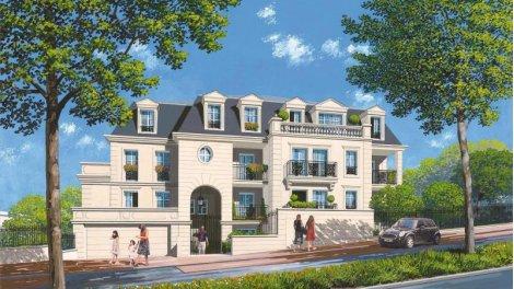 Appartement neuf 16 Rivet à Le Plessis Robinson