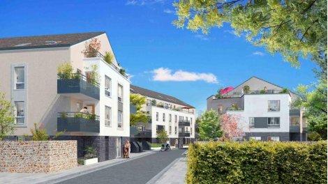 investissement immobilier à Nangis