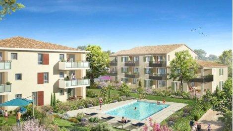 Appartement neuf Les Grandes Terres à Le Puy-Sainte-Réparade