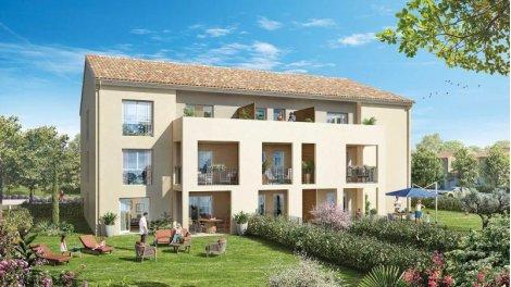 Appartements et maisons neuves Le Domaine du Moulin à Peyrolles-en-Provence