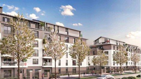 Appartement neuf Frequences éco-habitat à Rueil-Malmaison