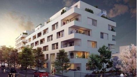 Appartement neuf En Scene - Séquence à Lyon 8ème