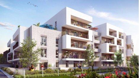 Appartement neuf Emergence éco-habitat à Pierre-Bénite