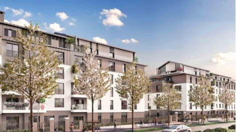 Appartement neuf Frequences à Rueil-Malmaison