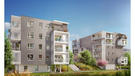 Appartement neuf Cap Green à Saint-Martin-d'Hères