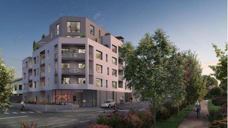 Appartement neuf L'Exception éco-habitat à Nantes