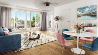 Appartements neufs Issy-les-Moulineaux à Issy-les-Moulineaux
