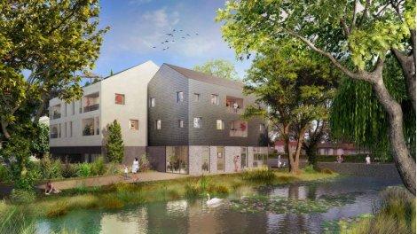 Appartements neufs Les Jardins du Cygne investissement loi Pinel à Haute-Goulaine