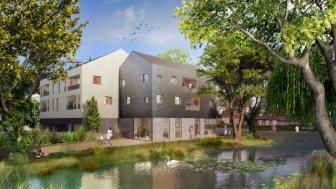 Appartements neufs Les Jardins du Cygne éco-habitat à Haute-Goulaine