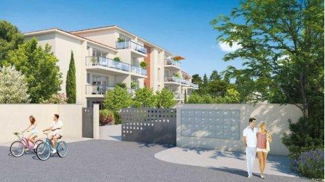 Appartement neuf La Bastide des Aures à Manosque