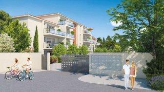 Appartements neufs La Bastide des Aures éco-habitat à Manosque