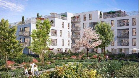 Appartements et maisons neuves Les Alisiers à Moissy-Cramayel