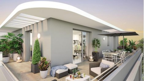 appartement neuf à Mougins