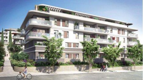 logement neuf à Mougins