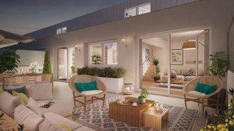 Appartements neufs Quartier Durantiere à Nantes