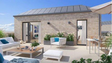 Appartement neuf Éminence investissement loi Pinel à Neuilly-Plaisance
