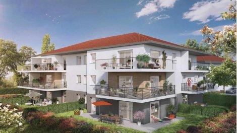 Appartements neufs Bons Côtés éco-habitat à Bons-en-Chablais