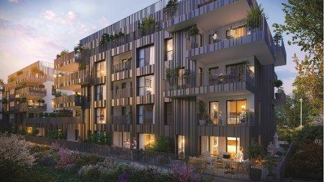 logement neuf à Aix-les-Bains