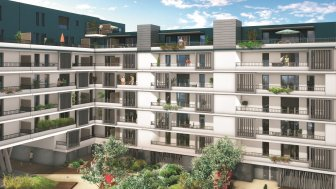 Appartements neufs Cap Med à Marseille 3ème