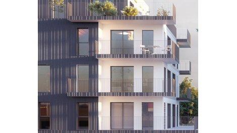 Appartement neuf Søen investissement loi Pinel à Aix-les-Bains