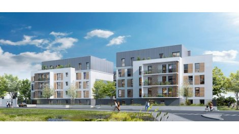 Appartement neuf Yonis éco-habitat à Noisy-le-Grand