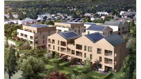 immobilier ecologique à Couëron