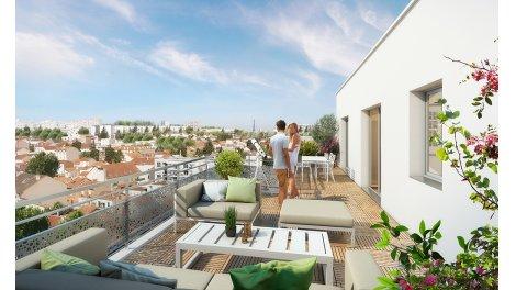 logement neuf à Villejuif