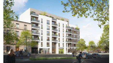 appartement neuf à Villejuif
