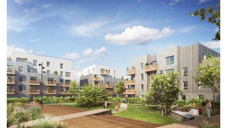 Appartement neuf Liv'in Bussy Saint Georges éco-habitat à Bussy-Saint-Georges