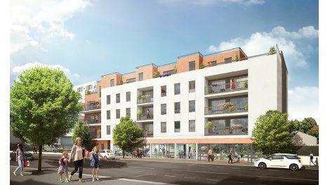Appartement neuf Le Sigona à Epinay-sur-Seine