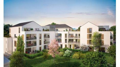 investir dans l'immobilier à Ballan-Miré