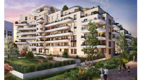 Appartement neuf Odace éco-habitat à Colombes