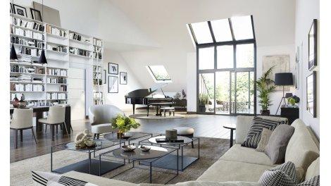 Appartement neuf Luminence - Nue Propriété (1) investissement loi Pinel à Nantes