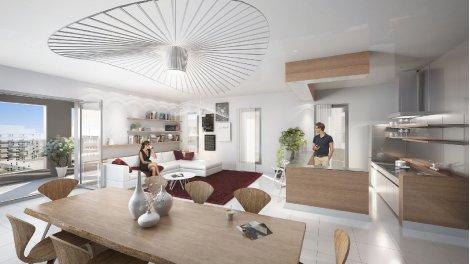 Appartement neuf Palomaya à Montpellier