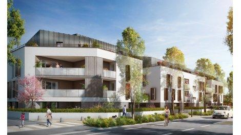 Appartement neuf Artboresens investissement loi Pinel à Nantes