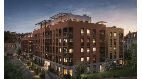 Appartement neuf 25 Place Croix Rousse à Lyon 4ème