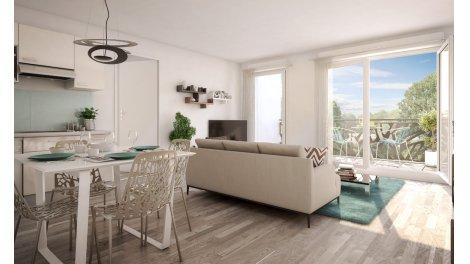 Appartement neuf Beelive éco-habitat à Melun
