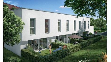 Maisons neuves Feeling b à Le Bouscat